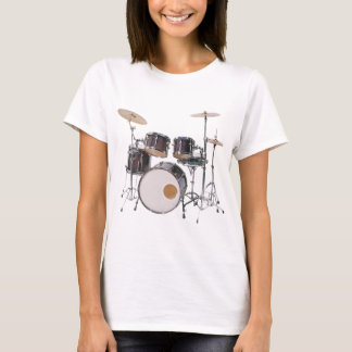 Drums Tools Percussion Music Concert T-Shirt