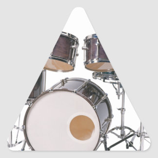 Drums Tools Percussion Music Concert Triangle Sticker