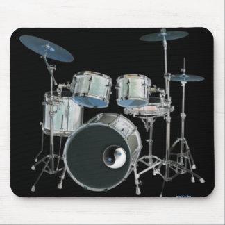Drums & Yin-Yang Mousepad