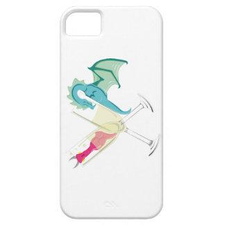 Drunk Dragons iPhone 5 Case