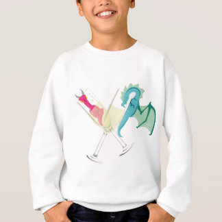 Drunk Dragons Sweatshirt