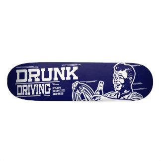 Drunk Driving Skateboard