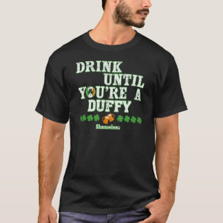 Drunk DuFFY T-Shirt