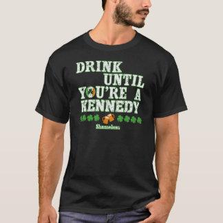 Drunk KENNEDY T-Shirt