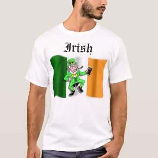 Drunk Leprechaun T-Shirt