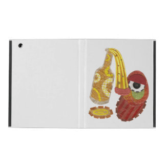 Drunk Mango I-Pad 2/3/4 Case iPad Folio Cover