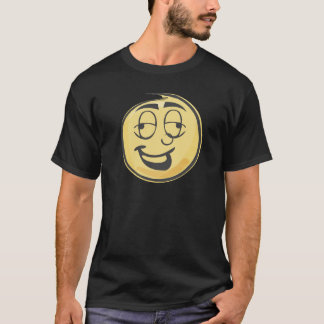 Drunk Retro Emoji T-Shirt