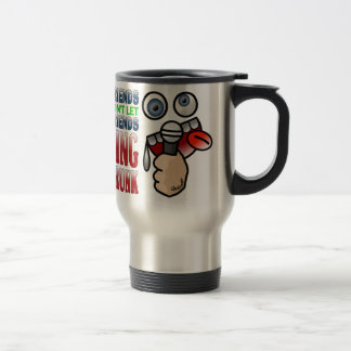 Drunken Karaoke Travel Mug