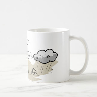 Dry Cloud Humor Mug