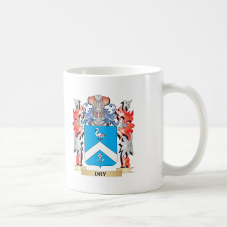 Dry Coat of Arms - Family Crest Coffee Mug