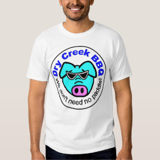 DRY CREEK BBQ TEE SHIRTS