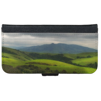 Dry Creek Park with Storm Approaching iPhone 6 Wallet Case