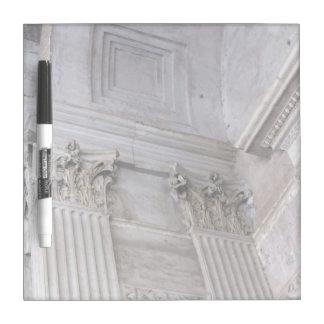 Dry Erase Board--Pantheon Arch Dry-Erase Whiteboards