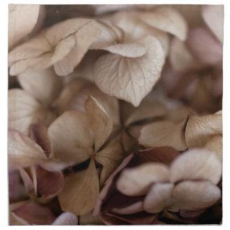 Dry Flowers Napkin