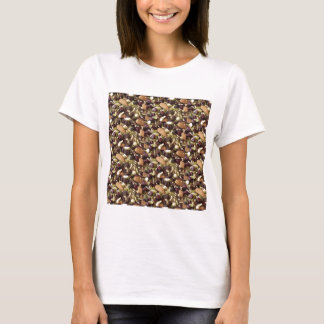 DRY FRUITS daily diet health cuisine experts chefs T-Shirt