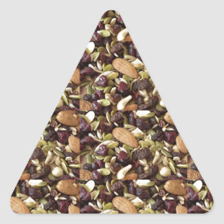DRY FRUITS daily diet health cuisine experts chefs Triangle Sticker