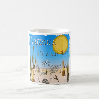 Dry Heat Arizona Coffee Mug