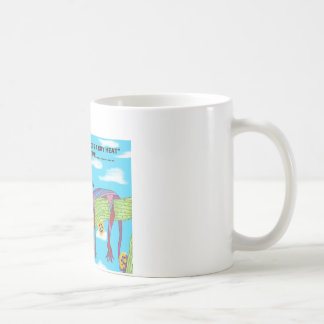 DRY HEAT COFFEE MUG