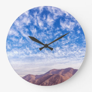 Dry Hills in the Elqui Valley Wallclock