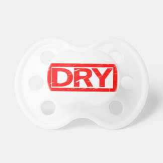 Dry Stamp Pacifier