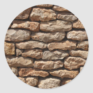 Dry Stone Wall Stickers