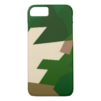 Dry Tundra Camo iPhone 8/7 Case