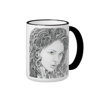 Dryad (face) - Mug