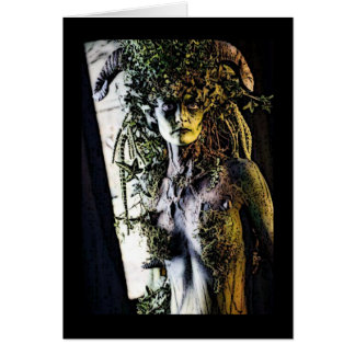 Dryad Tree Forest Fairy All Occasion Card