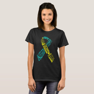 DS Awareness T-shirt Down Syndrome