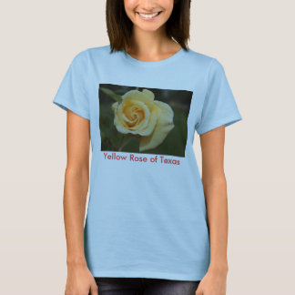 DSC00081, Yellow Rose of Texas T-Shirt