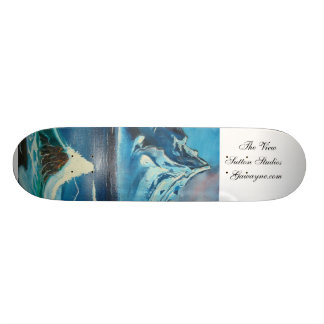DSC00398,    The ViewSutton Studios  by Gawayne Skateboard Decks