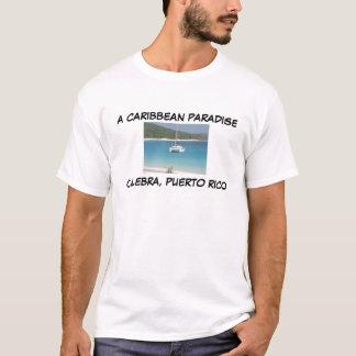 DSC01096, CULEBRA, PUERTO RICO , A CARIBBEAN PA... T-Shirt