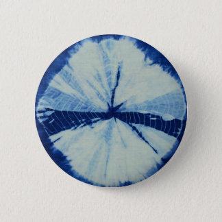 DSC03486.JPG round indigo circle art 2 Inch Round Button