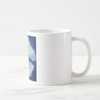 DSC03486.JPG round indigo circle art Coffee Mug