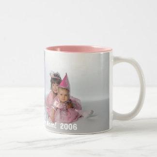 DSC_0033, DSC_0072_edited, Merry Christmas Mom!... Two-Tone Coffee Mug