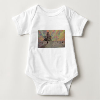 DSC_0972 (4).JPG Eternal sky by Jane Howarth Baby Bodysuit