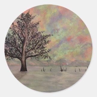DSC_0972 (4).JPG Eternal sky by Jane Howarth Classic Round Sticker
