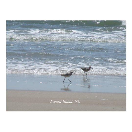 DSCF2949, Topsail Island, NC Postcard