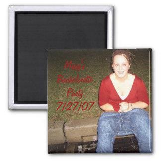 DSCI0002, Missy'sBacheloretteParty7/27/07 Magnet