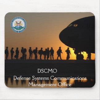 DSCMO Mobilization Mousepad