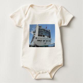 DSCN0871.JPG Sapphire Princess Cruise Ship Baby Bodysuit