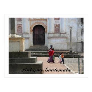 DSCN1409, Old Guatemala Postcard