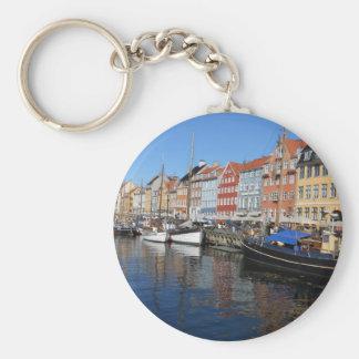 DSCN2826.JPG Nyhavn, Copenhagen Keychain