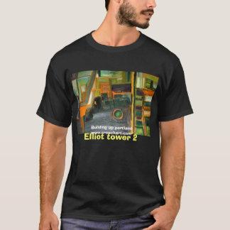 DSCN8136, Elliot tower 2, Building up portlandw... T-Shirt