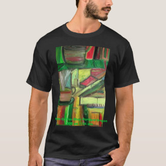 DSCN8150, Meetro Coffee Shop Portland Oregon 18... T-Shirt