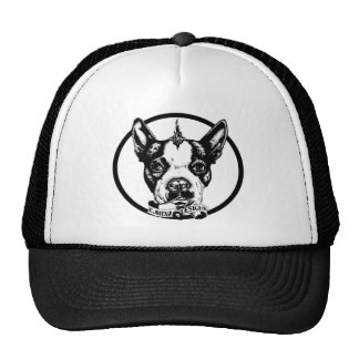 dsilva designs logo mesh hats