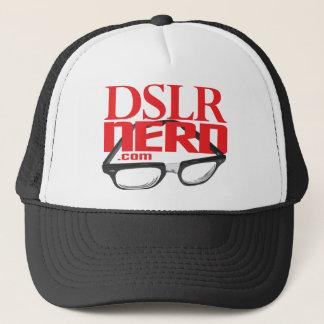 DSLR NERD TRUCKER HAT