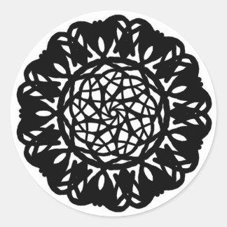 Dsrkerside13 Classic Round Sticker