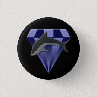 DSX: SaKhan 1 Inch Round Button