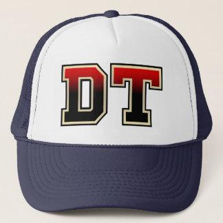 DT monogram initals Trucker Hat